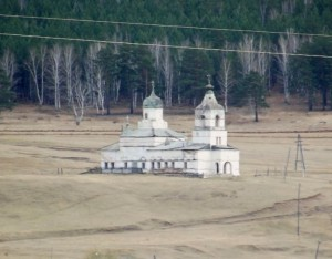 Церковь село Кайдалово