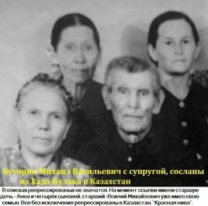 Михаил Васильевич Буторин