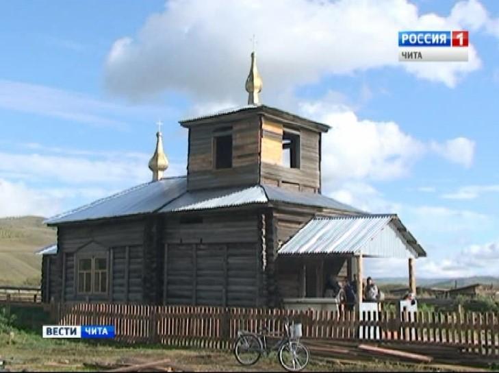 Село Барановск - Димитриевская церковь - Сентябрь 2015