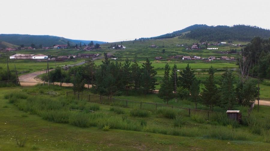 Общий вид села Улятуй. Источник: albert-motsar.livejournal.com