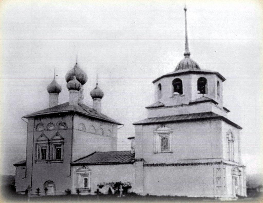 Старонерчинская Троицкая церковь - с. Михайловка